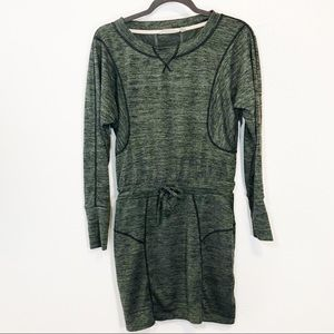 Athleta Give It Your All drawstring dress size XS